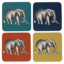 Buy Harlequin Savanna Coasters, Pack of 4 Online at johnlewis.com