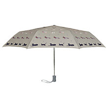 Buy Sophie Allport Cats & Dogs Umbrella Online at johnlewis.com