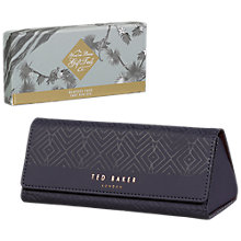 Buy Ted Baker Blue Glasses Case Online at johnlewis.com
