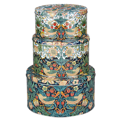 Morris & Co Cake Tins, Set of 3