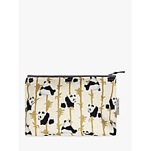 Buy Fenella Smith Panda Make-up Bag, Small Online at johnlewis.com