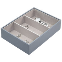 Buy Stackers Deep Jewellery 3-section Tray Online at johnlewis.com