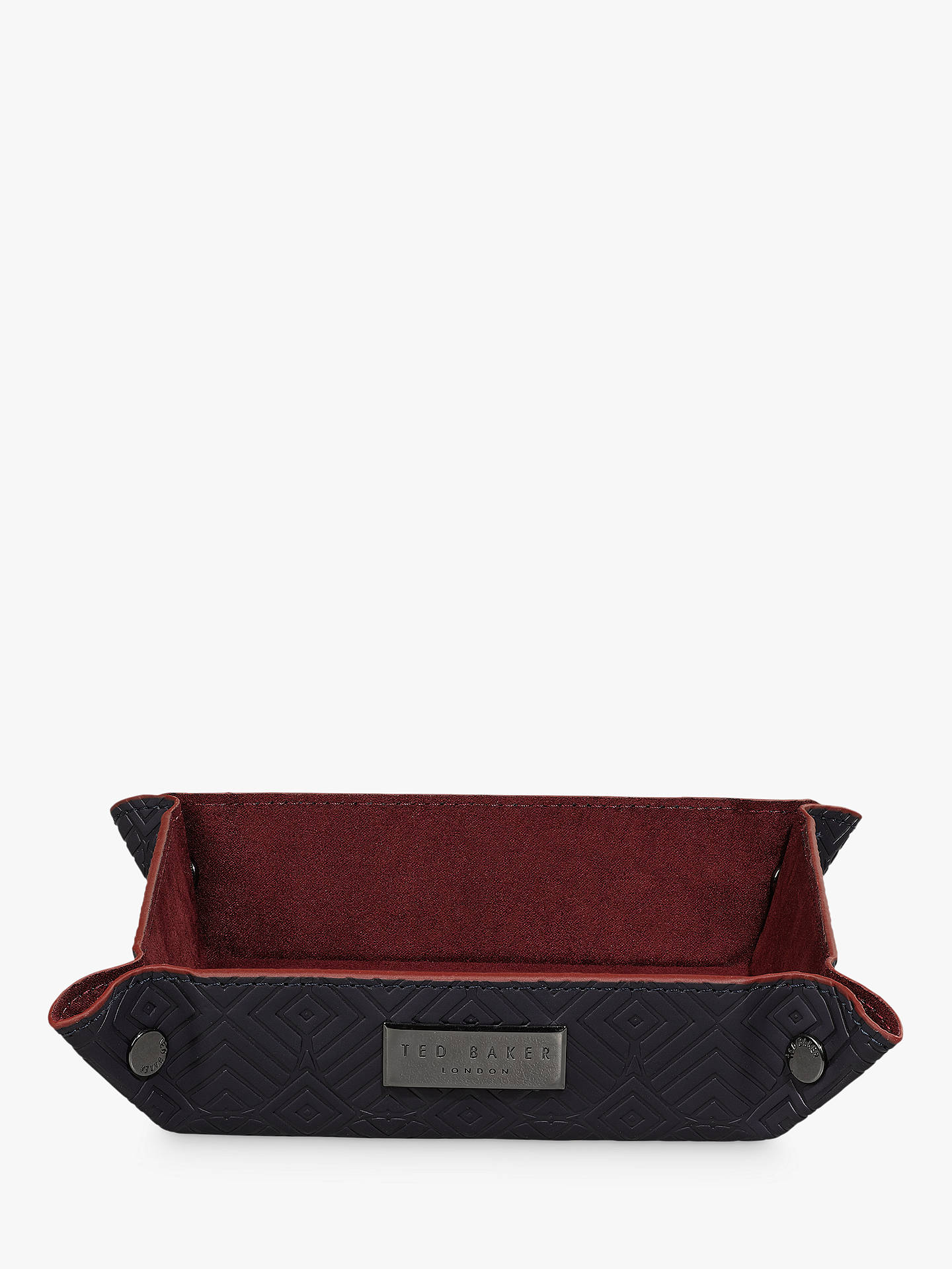 Buy Ted Baker Blue Accessory Tray Online at johnlewis.com