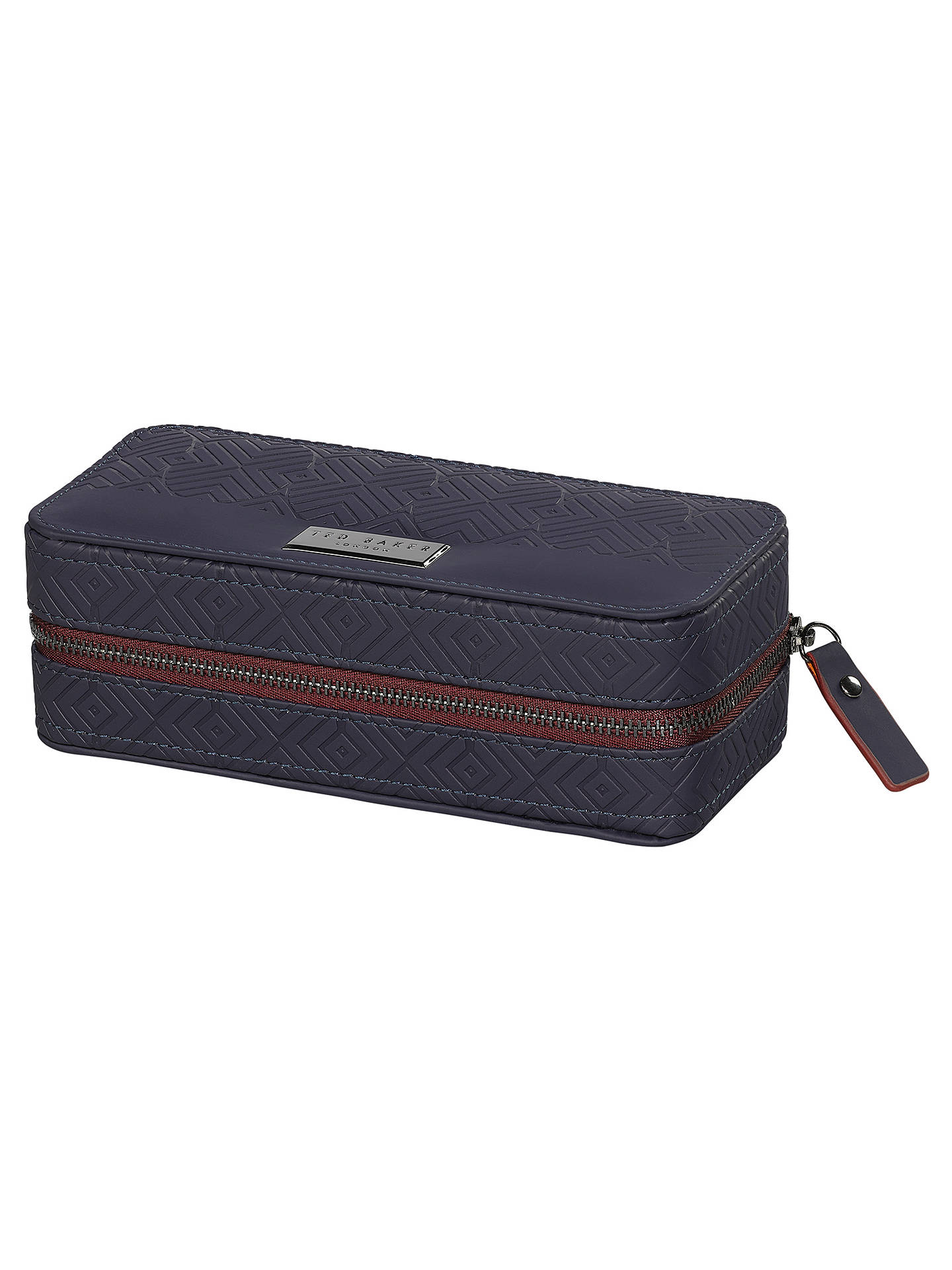 a10dbcec9f5ed ... Buy Ted Baker Travel Watch Case Online at johnlewis.com