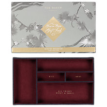 Buy Ted Baker Dark Cadet Desk Tidy Online at johnlewis.com