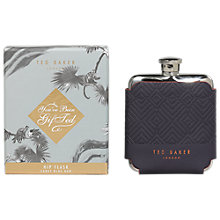 Buy Ted Baker Blue Cadet Hip Flask Online at johnlewis.com