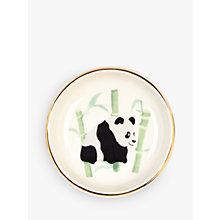 Buy Fenella Smith Panda 9cm Plate Online at johnlewis.com