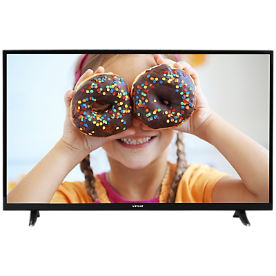 Linsar 49UHD200 LED 4K UHD Smart TV, 49 with Built-In Wi-Fi, Freeview HD & Freeview Play