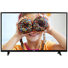 "Buy Linsar 49UHD200 LED 4K UHD Smart TV, 49"" with Built-In Wi-Fi, Freeview HD & Freeview Play Online at johnlewis.com"