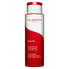 Buy Clarins Body Fit Anti-Cellulite Contouring Lotion, 200ml Online at johnlewis.com
