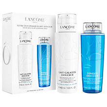 Buy Lancôme Duo Douceur Cleanser Set Online at johnlewis.com