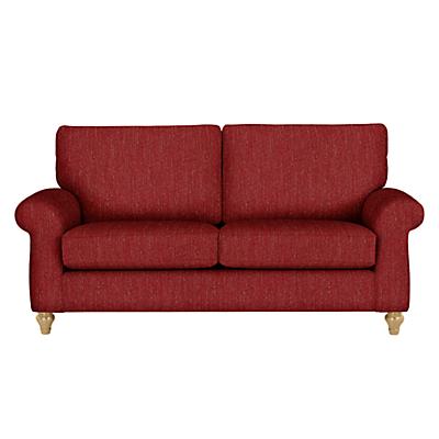 John Lewis Hannah Large 3 Seater Sofa, Light Leg