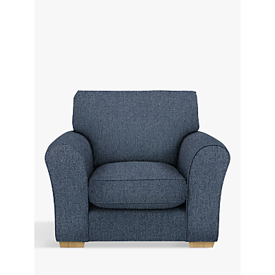 John Lewis Leon Armchair, Light Leg