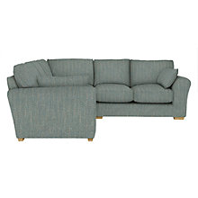 Buy John Lewis Leon Corner Sofa, Light Leg Online at johnlewis.com