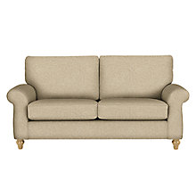 Buy John Lewis Hannah Large 3 Seater Sofa, Light Leg Online at johnlewis.com