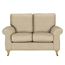 Buy John Lewis Hannah Small 2 Seater Sofa, Light Leg Online at johnlewis.com