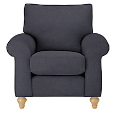 Buy John Lewis Hannah Armchair, Light Leg Online at johnlewis.com