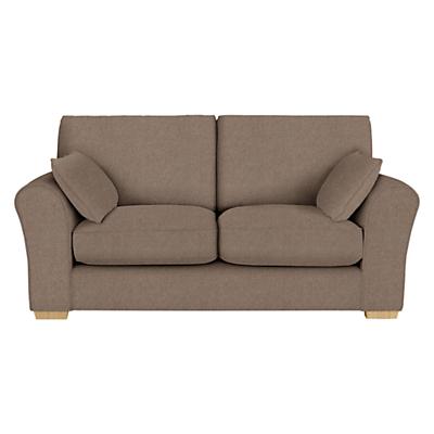 John Lewis Leon Medium 2 Seater Sofa, Light Leg
