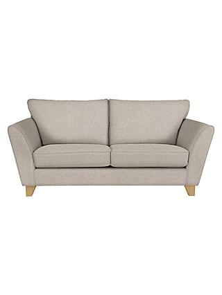 John Lewis & Partners Oslo Medium 2 Seater Sofa, Light Leg