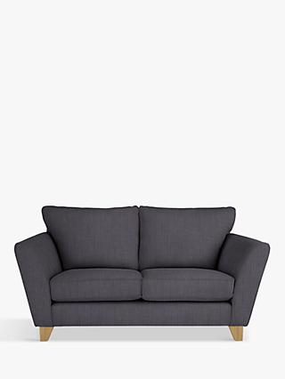 John Lewis & Partners Oslo Small 2 Seater Sofa, Light Leg