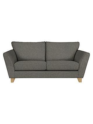 John Lewis Partners Oslo Medium 2 Seater Sofa Light Leg