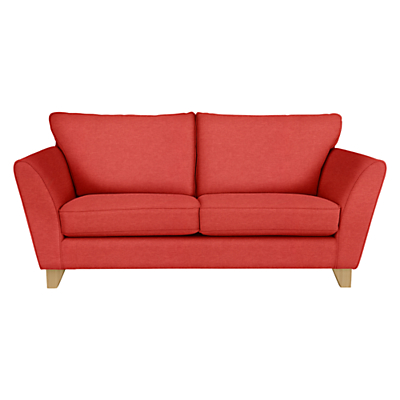 John Lewis Oslo Medium 2 Seater Sofa, Light Leg