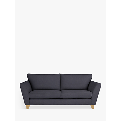 John Lewis Oslo Large 3 Seater Sofa, Light Leg