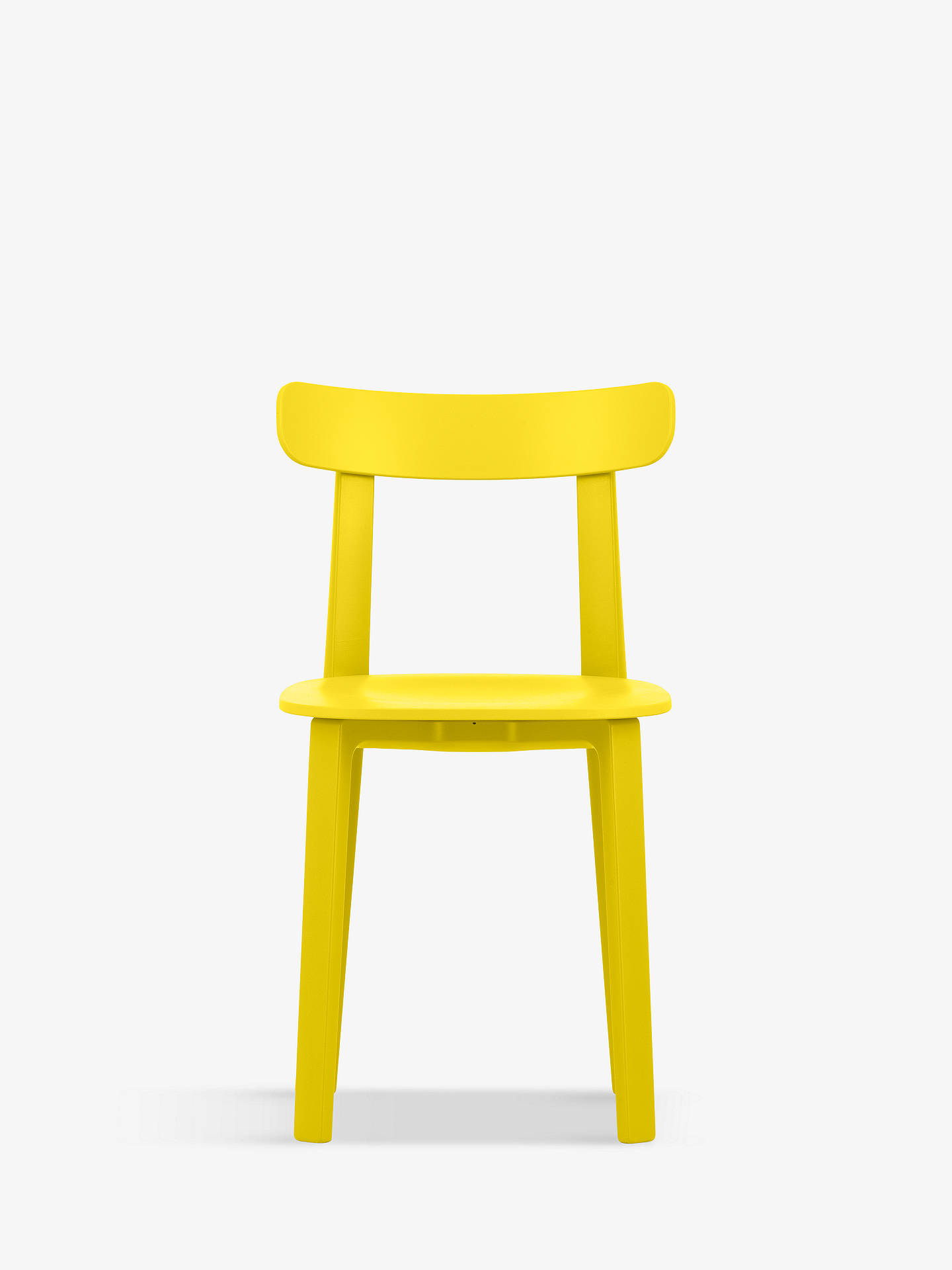 Vitra All Plastic Chair At John Lewis Partners