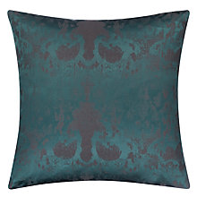 Buy John Lewis Eredin Cushion, Teal Online at johnlewis.com