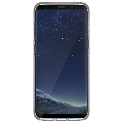 Image of tech21 Pure Clear Case for Samsung Galaxy S8