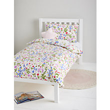 Buy little home at John Lewis Country Fairies Duvet Cover and Pillowcase Set, Single Online at johnlewis.com