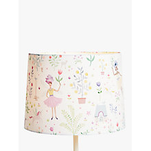 Buy little home at John Lewis Country Fairies Lampshade Online at johnlewis.com