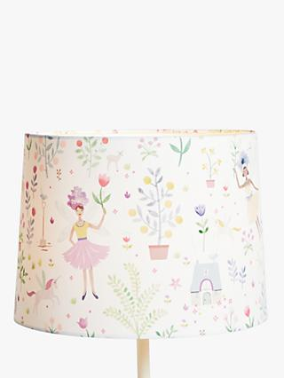 little home at John Lewis Country Fairies Lampshade