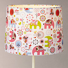 Buy little home at John Lewis Abbey Elephant Lampshade Online at johnlewis.com
