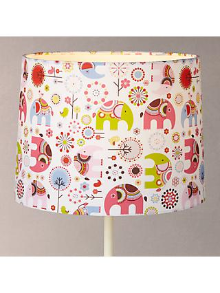 little home at John Lewis Abbey Elephant Lampshade