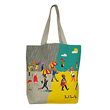 Buy John Lewis National Treasures Whatever The Weather Shopper Bag Online at johnlewis.com