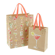 Buy John Lewis Cocktail Gift Bag Online at johnlewis.com