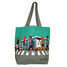 Buy John Lewis National Treasures Model Citizens Shopper Bag Online at johnlewis.com