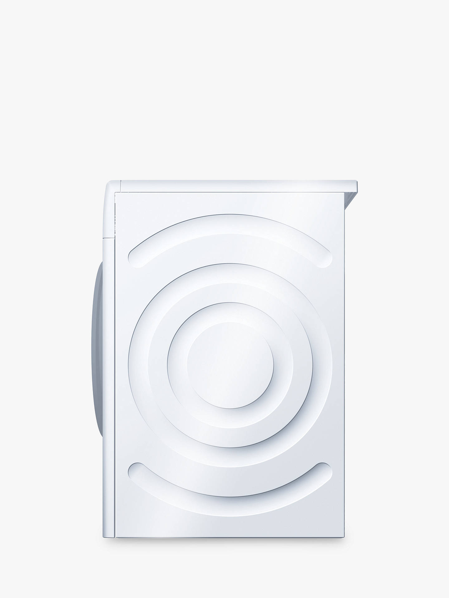 BuyBosch WAT28371GB Freestanding Washing Machine, 9kg Load, A+++ Energy Rating, 1400rpm Spin, White Online at johnlewis.com