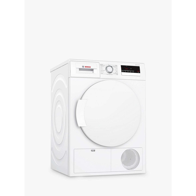 Loading Tumble Dryer ~ Bosch wtn gb freestanding condenser tumble dryer kg