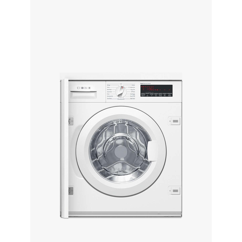 Bosch WIW GB Integrated Washing Machine 8kg Load A Energy