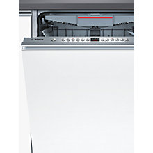 Buy Bosch SMV46MX00G Integrated Dishwasher Online at johnlewis.com