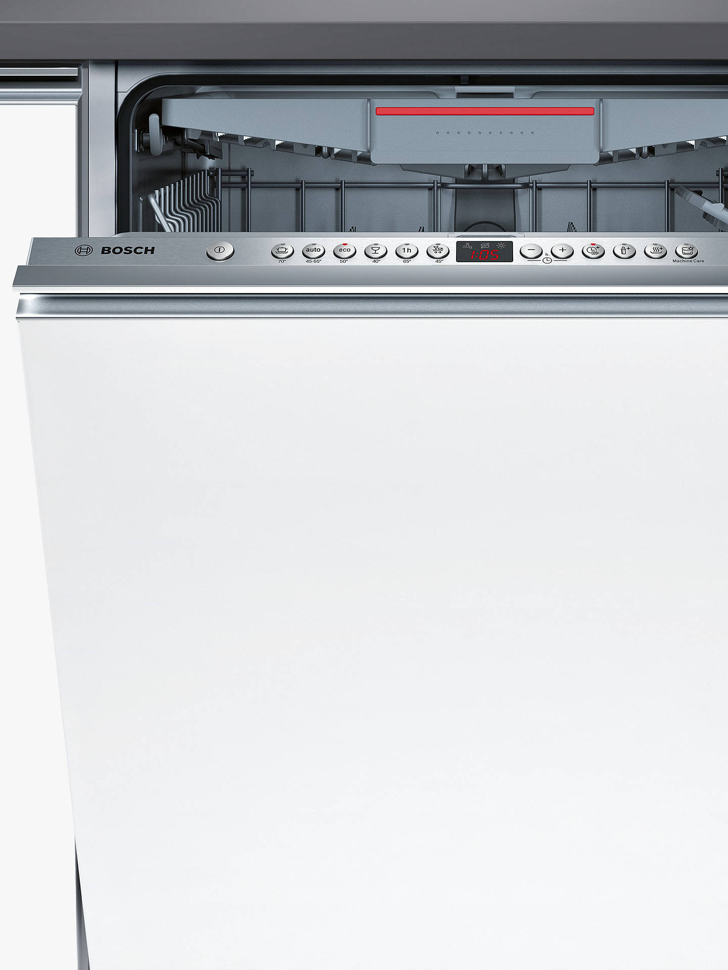 BuyBosch SMV46MX00G Integrated Dishwasher Online at johnlewis.com