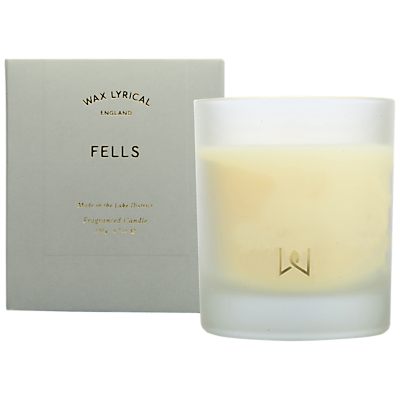 Wax Lyrical The Lakes Fells Candle