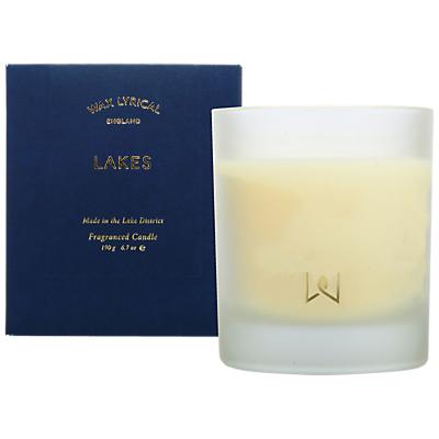 Wax Lyrical The Lakes Lake Candle