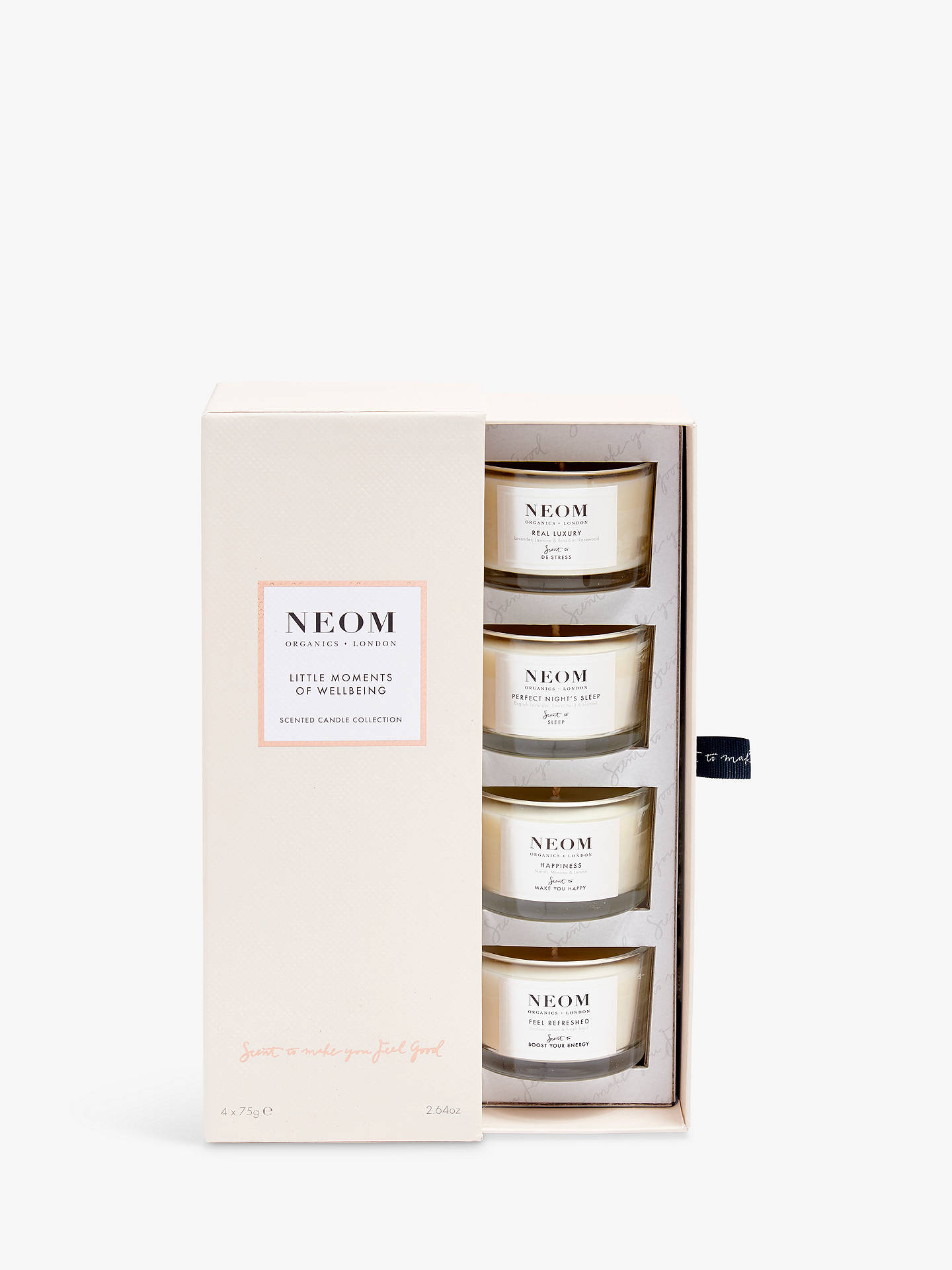 Neom Organics London Little Moments Gift Set At John Lewis Partners