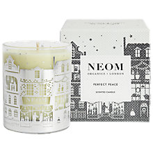 Buy Neom Organics London Perfect Peace Candle Online at johnlewis.com