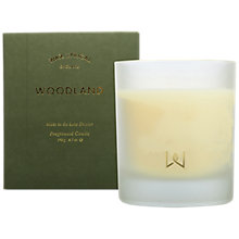 Buy Wax Lyrical The Lakes Woodland Candle Online at johnlewis.com