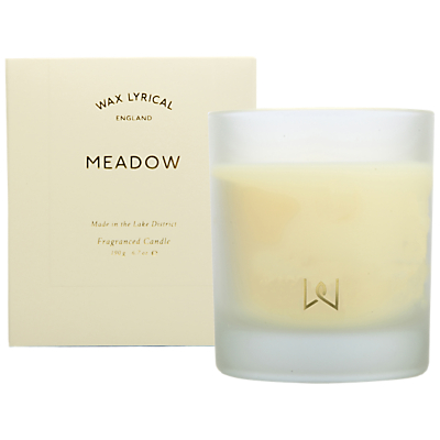 Wax Lyrical The Lakes Meadow Candle