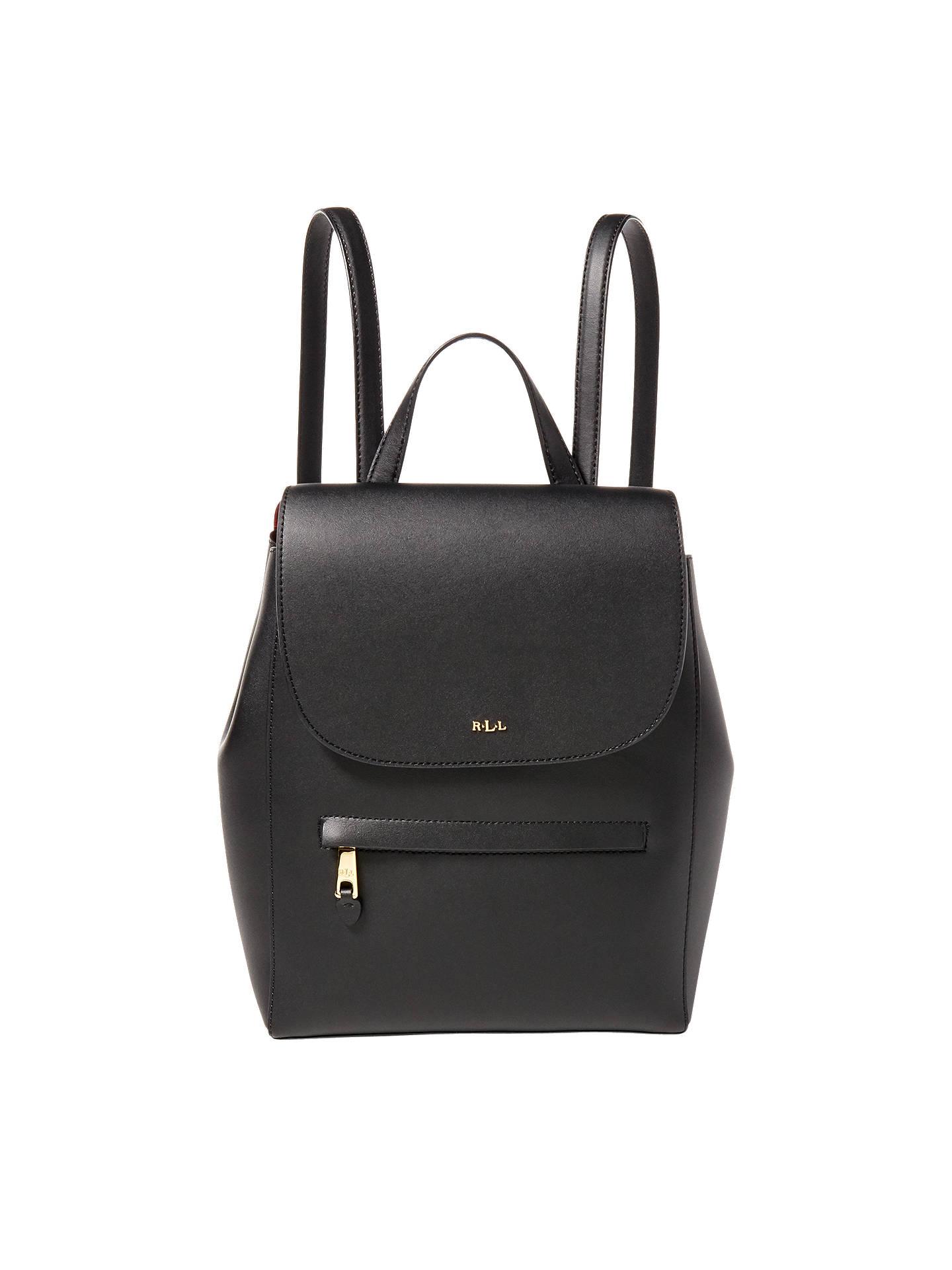 057e854fec Buy Lauren Ralph Lauren Ellen Leather Backpack
